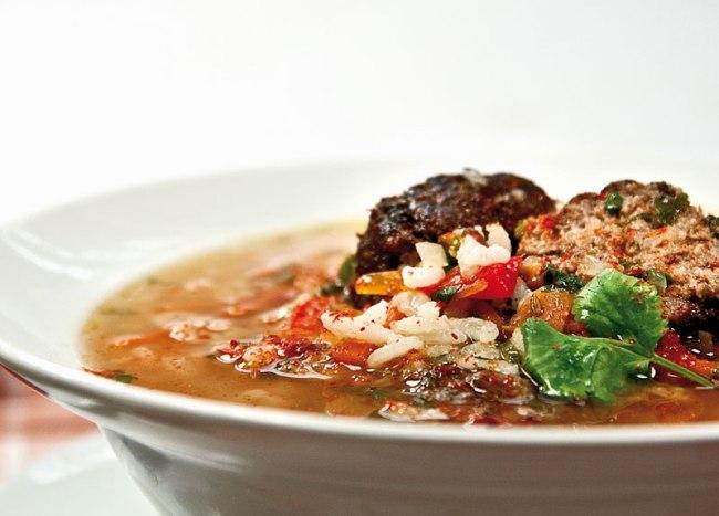 мастава (убекский рисовый суп) от www.dunduk-culinar.ru