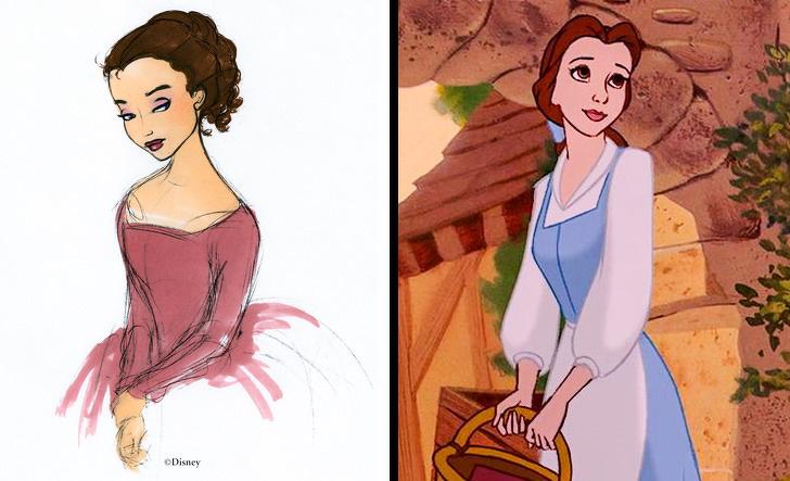 Как выглядели персонажи популярных мультфильмов напервых эскизах (Некоторых сложно узнать без подсказки)