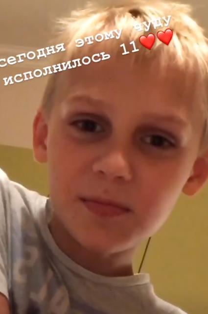 Алексей и Юлия Навальные поздравили своего сына Захара с днем рождения Звездные дети