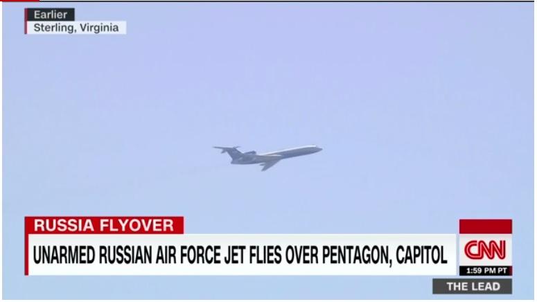 CNN : Было страшно,когда он пролетал!