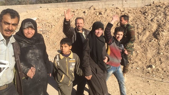 Новости Сирии. Сегодня 19 марта 2018