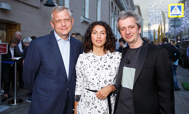 Сергей и Софья Капковы и дру…