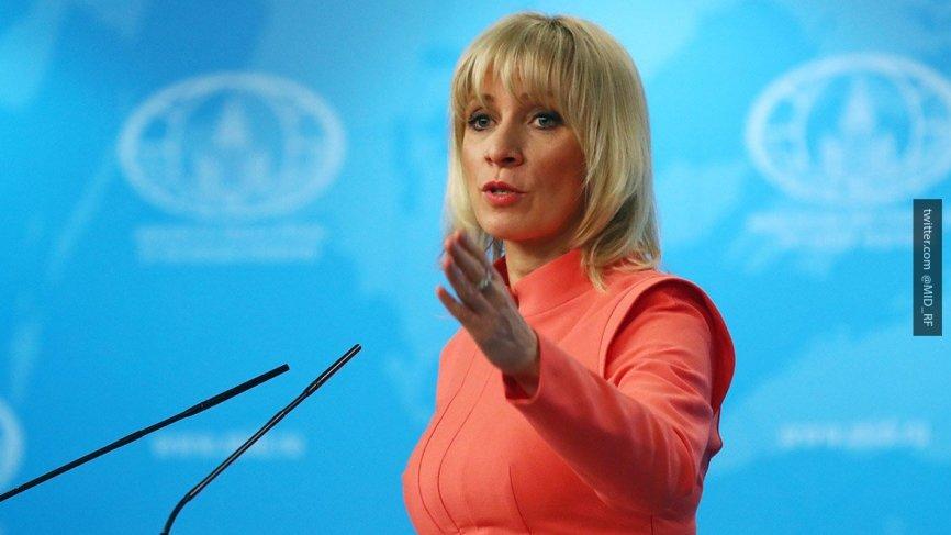 «Не выдержала душа поэта»: Захарова высказалась об отставке Джонсона
