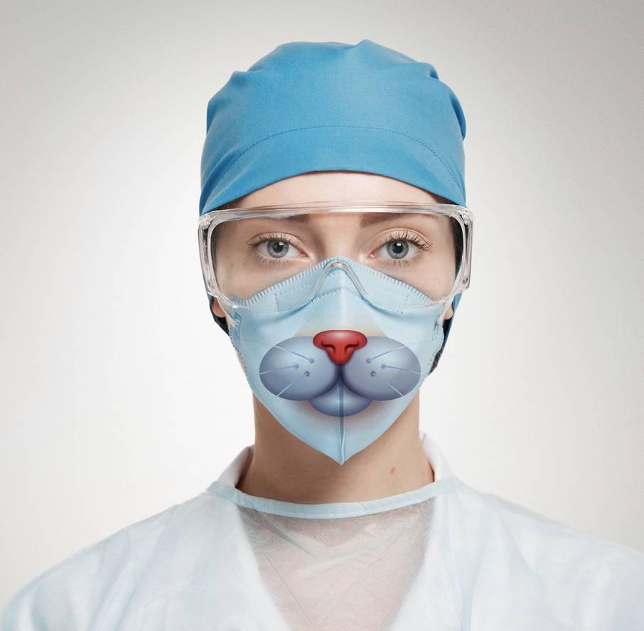 Эти смешные хирургические ма…