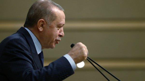Турция решила поиграть в Сирии на грани фола