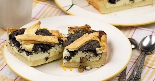 Пирог с маком - вкусные реце…
