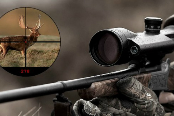 Как выбрать оптический прицел для охоты