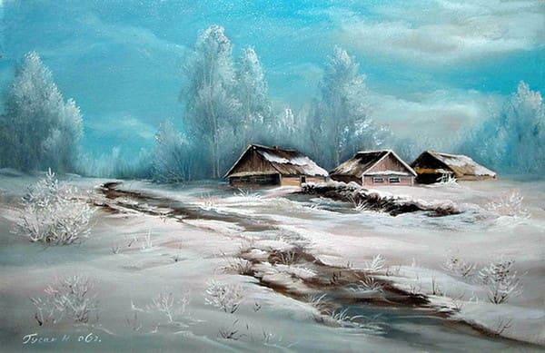 художник Наталья Гусак картины – 05
