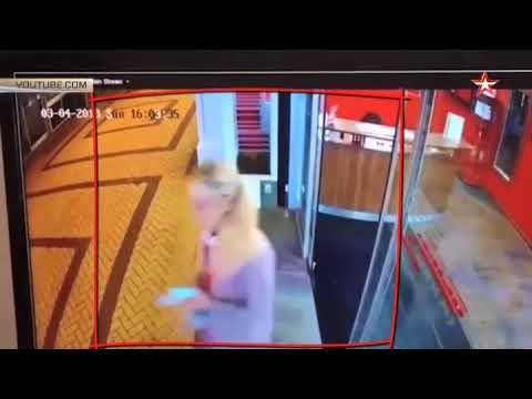 Видеоблог. В Сети появилось видео возможного покушения на Скрипаля.