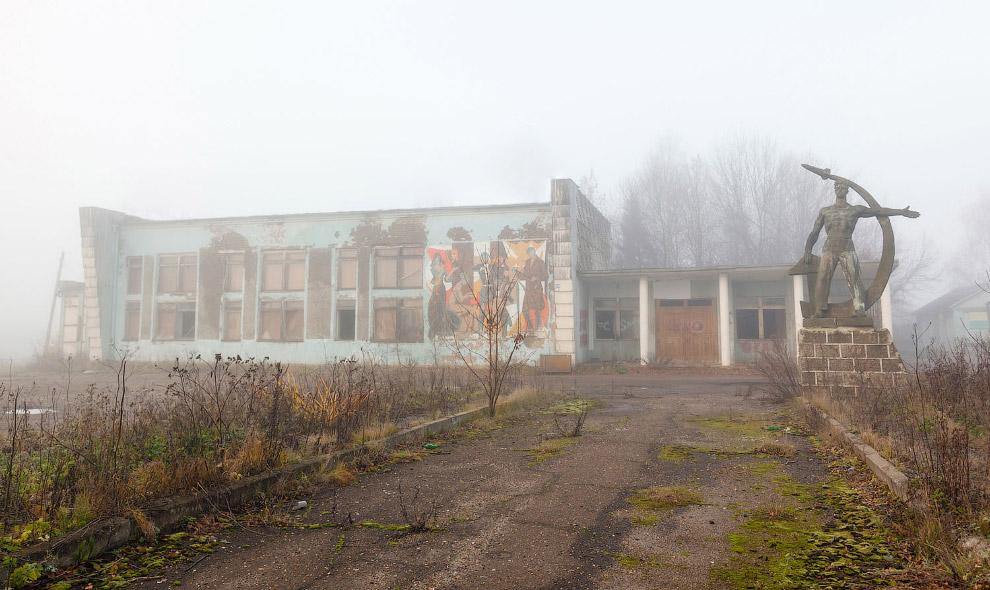 Советский Дом культуры в Котельниче, Кировская область