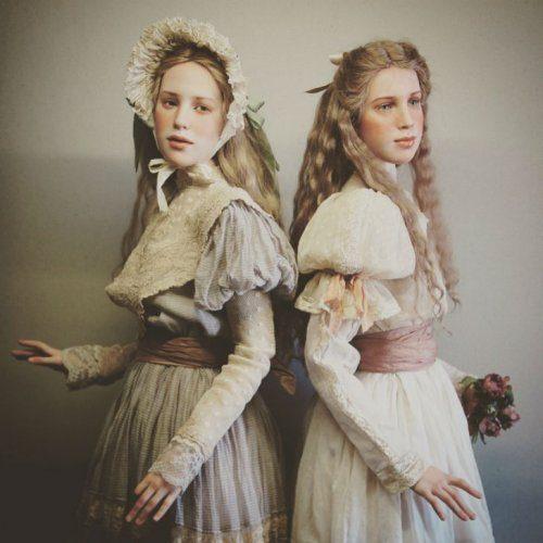 Пугающие и прекрасные куклы Михаила Зайкова кукла своими руками