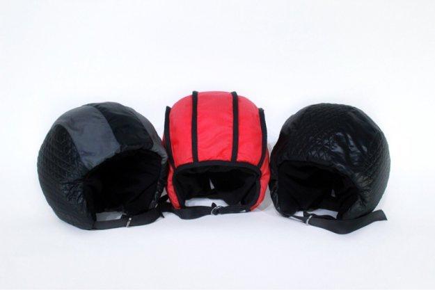 Шлемы и косынки Федора Возианова