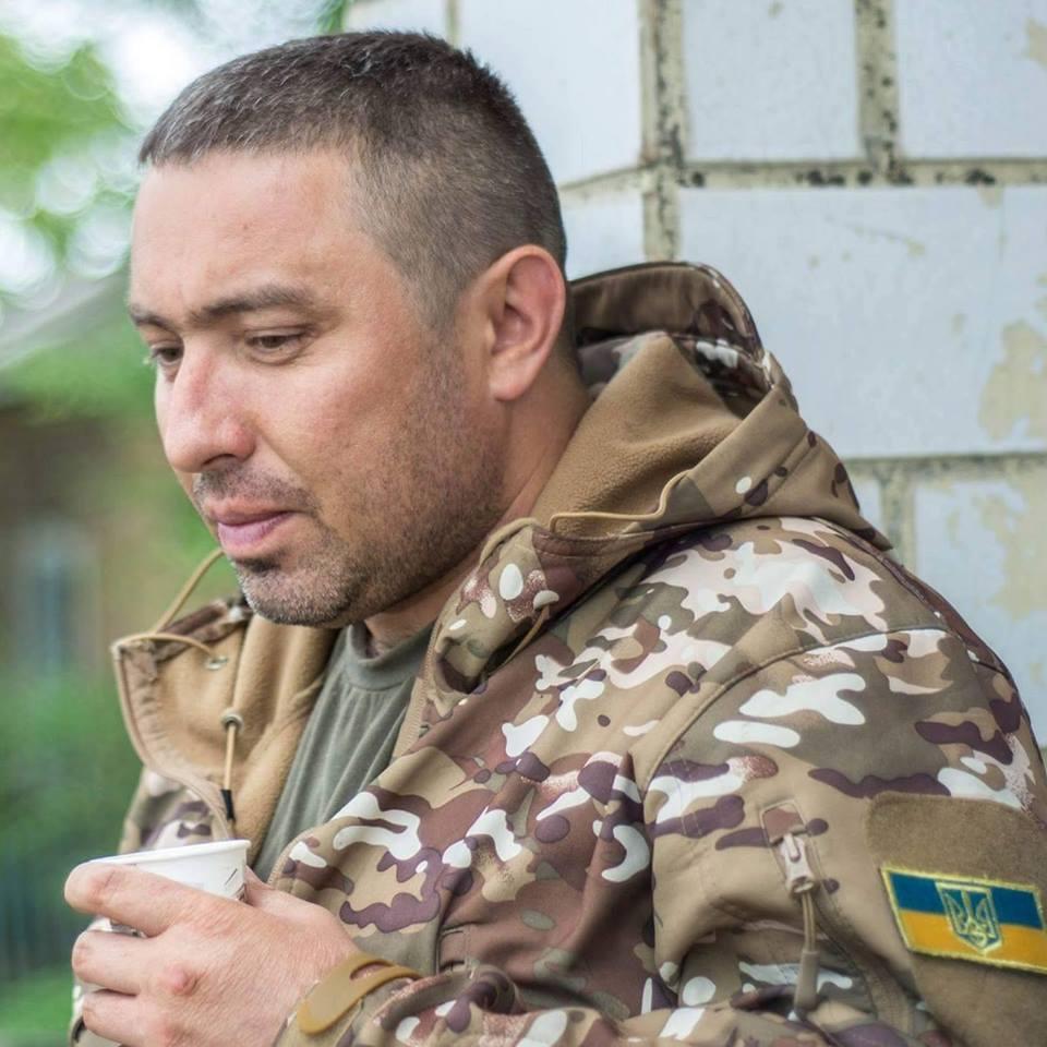Задержан один из основателей карательного батальона «Донбасс»
