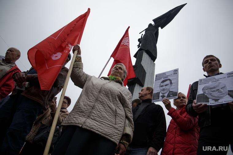 В России провалилась вторая волна митингов против пенсионной реформы