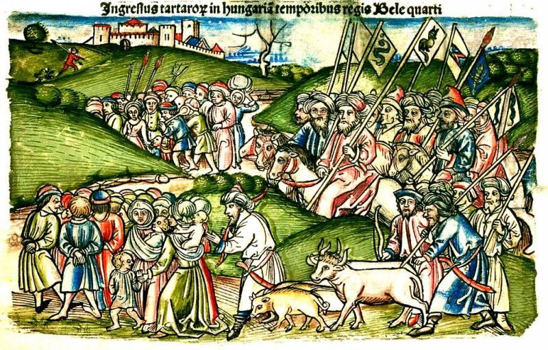 Боевая история Венгрии. Часть 2. Битва на реке Шайо
