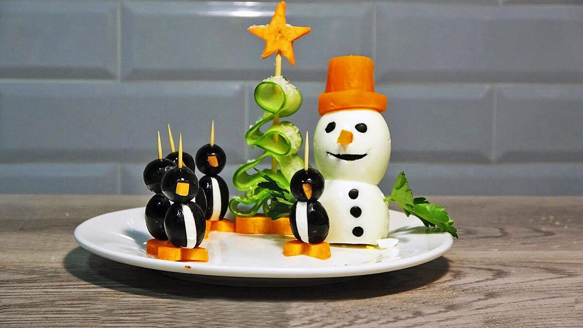 3 варианта сказочного декора на новогодний стол-легко, быстро и невероятно красиво новогодние блюда,разное