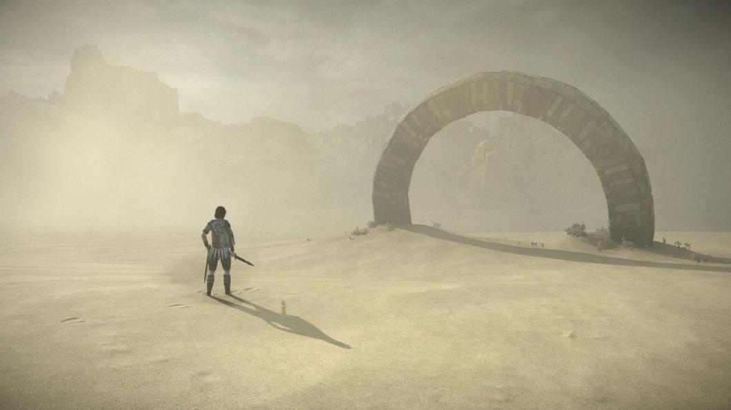 Shadow of the Colossus и наслаждение одиночеством