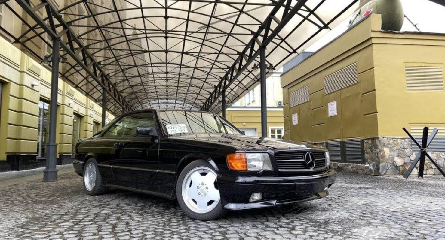 Лучшая работа Бруно Сакко в Mercedes Автомобили