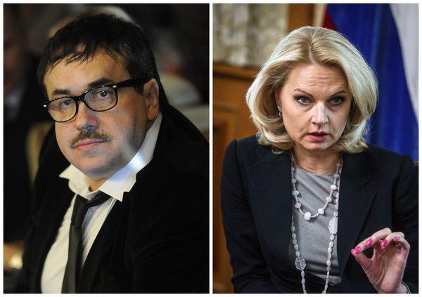 Станислав Садальский о Татья…