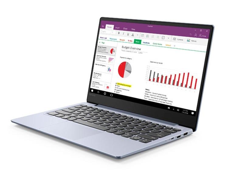 Lenovo IdeaPad S530: компактный ноутбук с процессором Intel Whiskey Lake