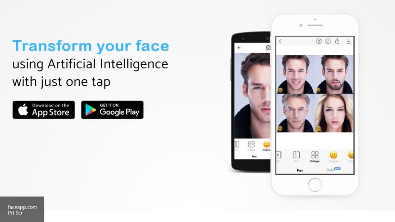 Forbes сообщает, что приложение FaceApp в течение десяти дней заработало более $1 млн