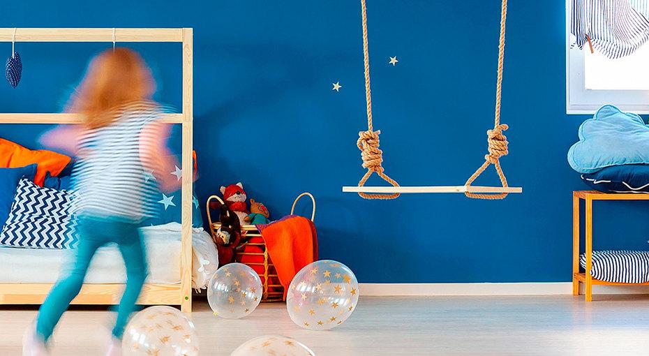 Потрясающие интерьерные идеи длядетской комнаты