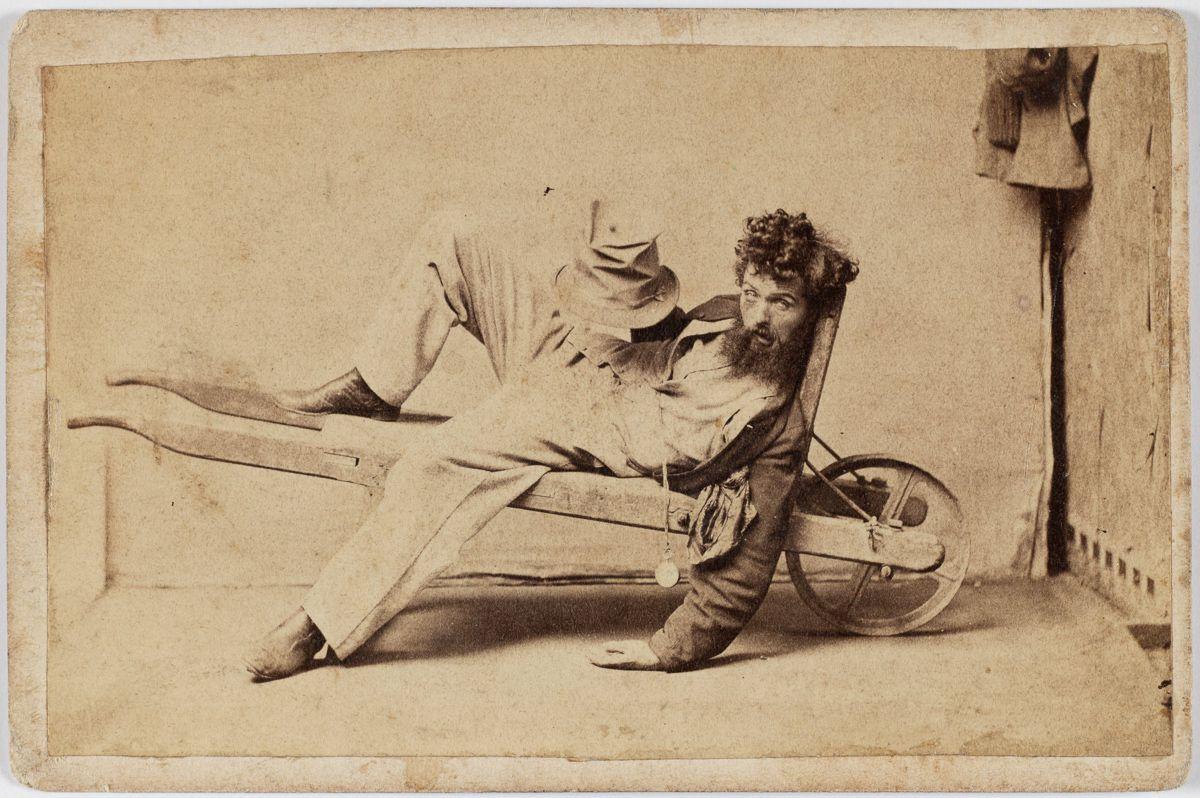 Как выглядели 5 стадий опьянения 150 лет назад