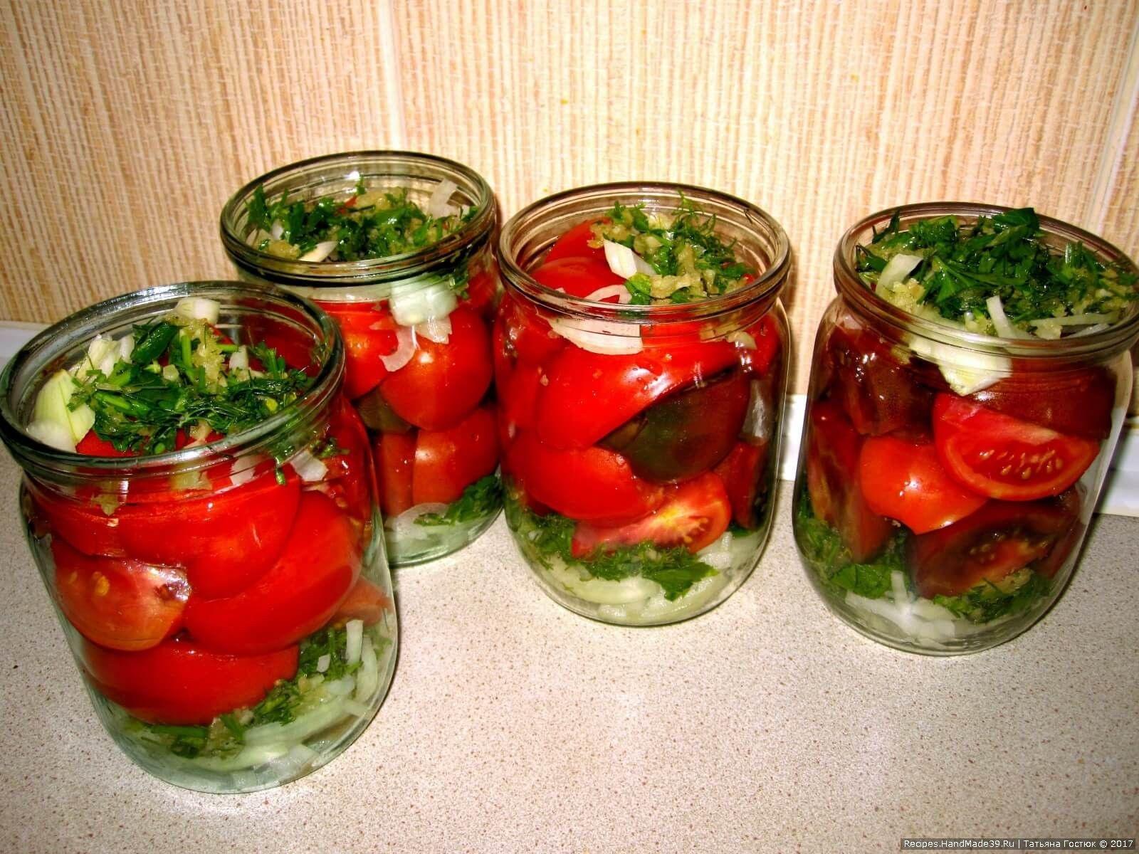 помидоры по польски на зиму рецепт с фото работа