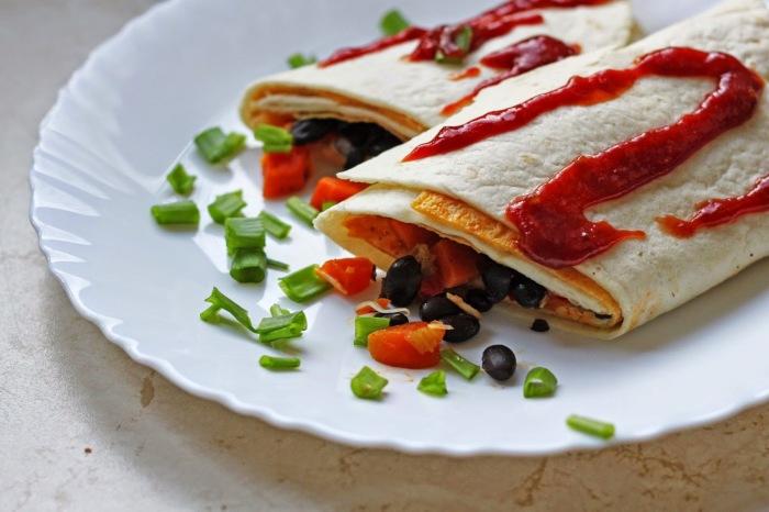 Очень сытный и вкусный буррито.  Фото: mapasfactory.blogspot.com.