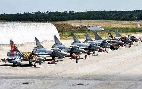 У НАТО есть около 5 тысяч самолетов, чтобы сравнять Россию с землей