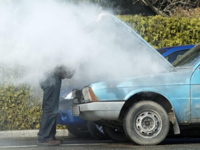 В такой ситуации главное – чтобы водитель сам не пострадал. | Фото: test.newsbuzz.ru.