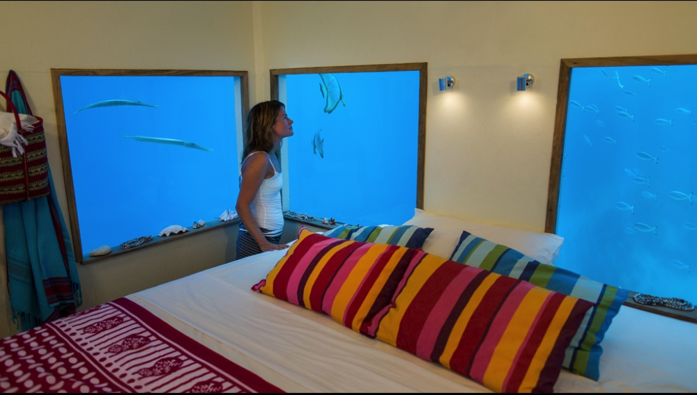 24 невероятных отеля, в которых хочется оказаться прямо сейчас заграница,мир,страны,туризм