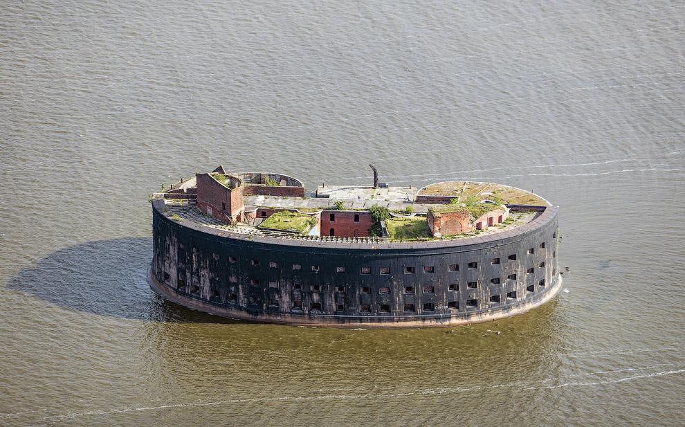 Форт «Император Александр I» («Чумный»)