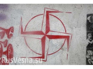 В НАТО вступают те, кто хотя…