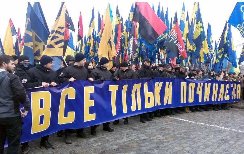 Ненависть к русским стала национальной политикой  Киева