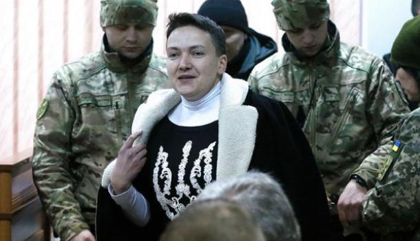 Песков прокомментировал задержание Савченко