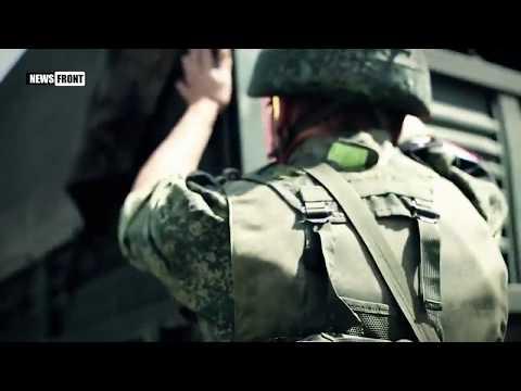 ДНР: На фронте. Гуманитарная группа «Ангел»