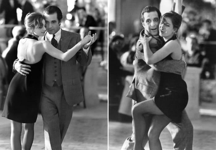 Аль Пачино в фильме *Запах женщины*, 1992 | Фото: trendy-u.com, i.pinimg.com