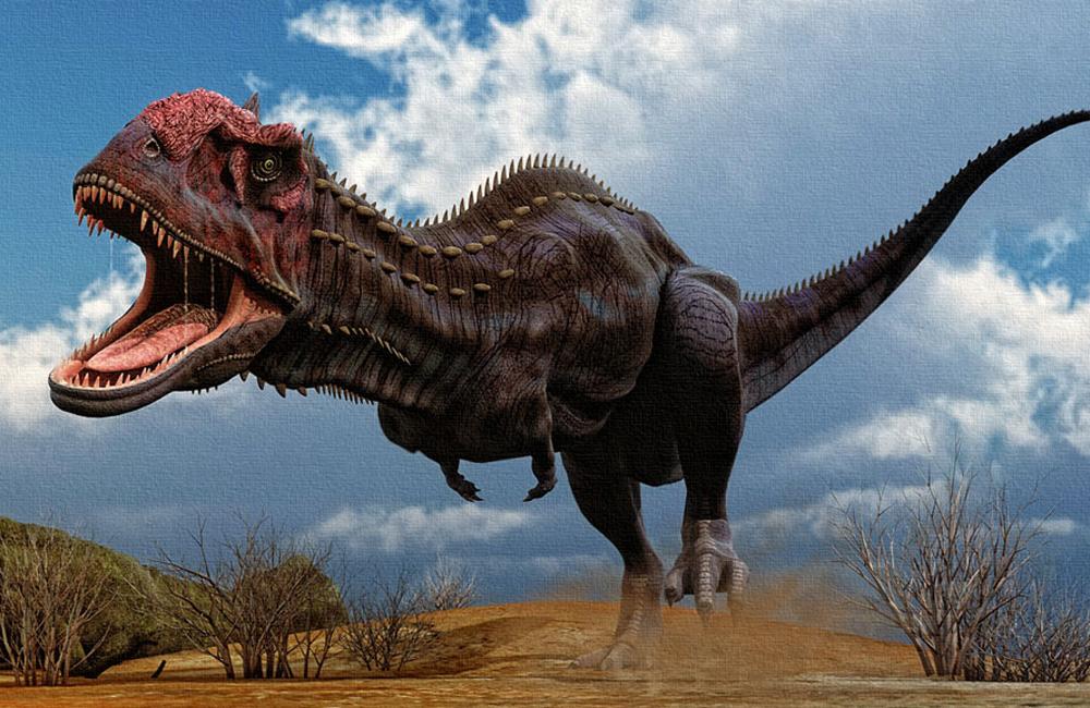 Самые жуткие динозавры истории