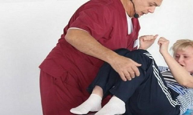 Бубновский: «если начали болеть колени или поясница, запомните: никогда не прикасайтесь к…