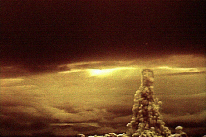Взрыв Царь-бомбы, который сотряс всю планету