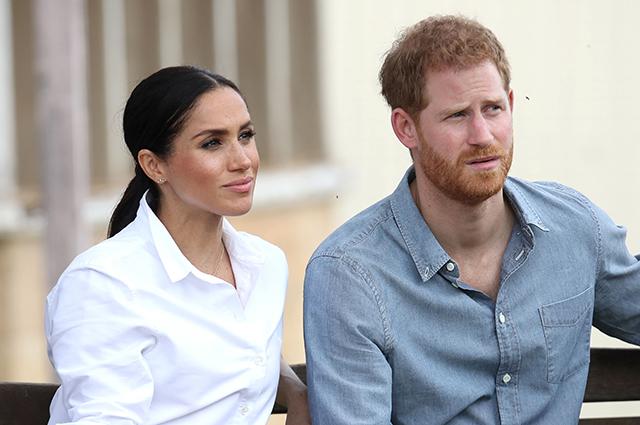 """Друг принца Гарри и Меган Маркл о """"Мегзите"""" и разладе пары с королевской семьей: """"Сохраняется много обид"""""""