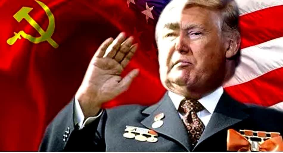Красная месть: Призрак СССР возвращается забрать долги?