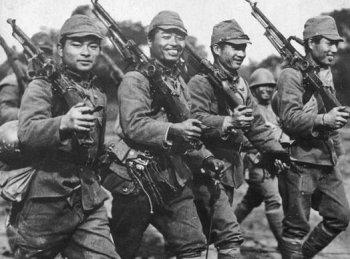 Во время ВОВ Япония сковывала 28% численности РККА