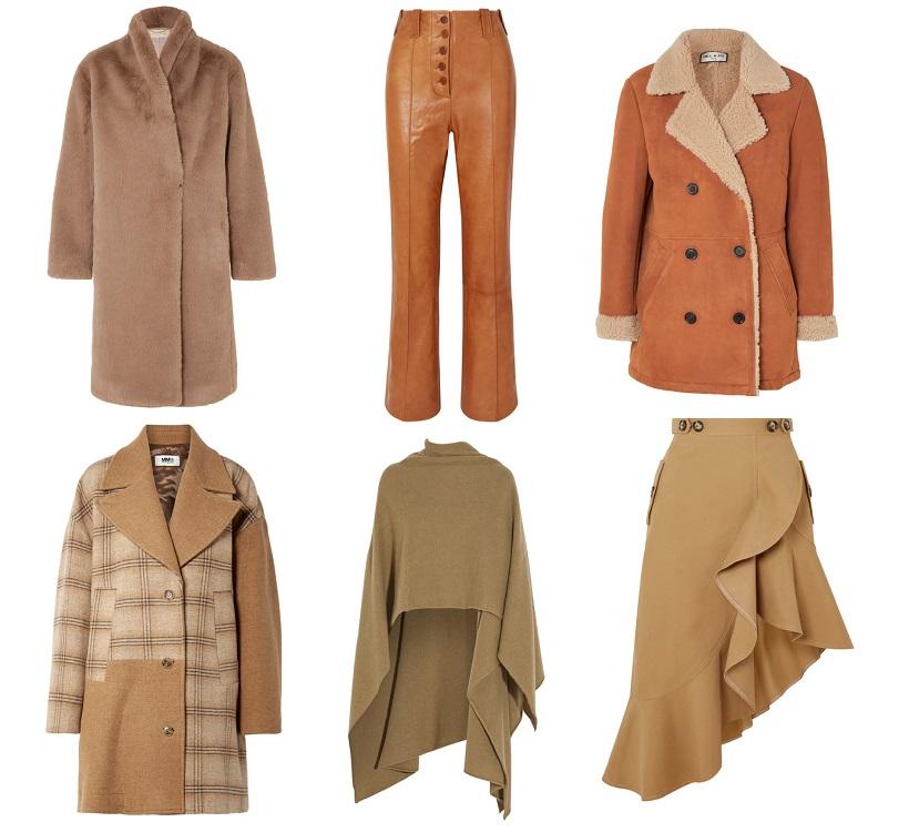 Тренды для модной зимы