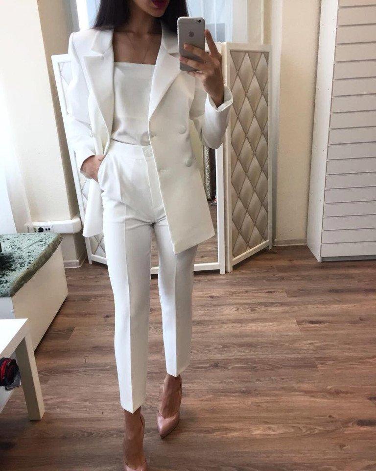 Идеальный дресс-код: костюм