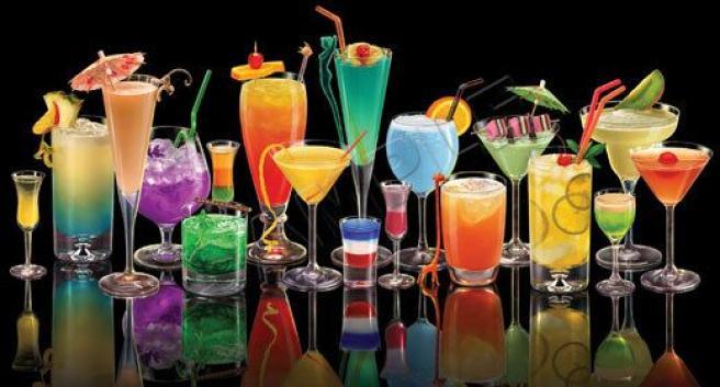 Алкогольные коктейли: виды, классификация