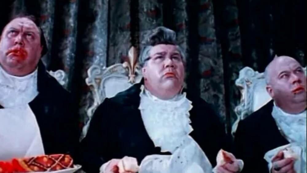 Удивительные факты о съёмках фильма «Три толстяка» отечественные фильмы,СССР,художественное кино