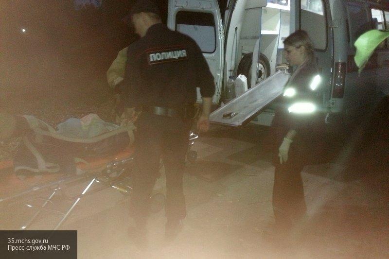 На окраине Хабаровска нашли тело мужчины