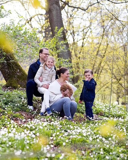 Принцесса Швеции Виктория рассказала о пополнении в семье Монархи,Новости монархов